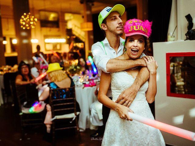 El casamiento de Yasmin y Nicolás