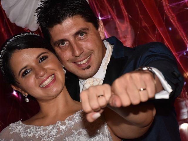 El casamiento de Belén y Sebastián