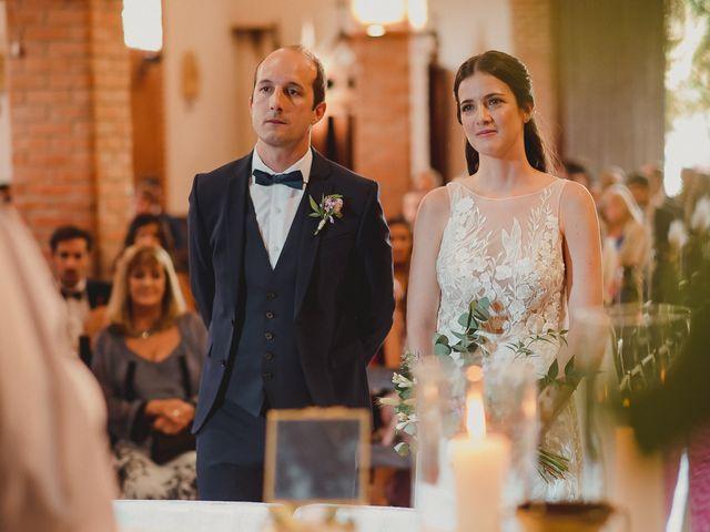 El casamiento de Cynthia y Tomás