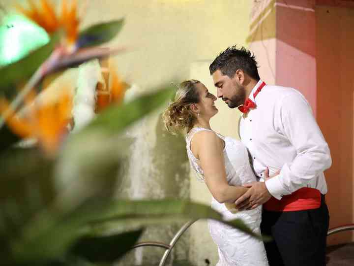 El casamiento de Paola y Diego