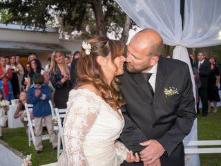 El casamiento de Mauti y Lars