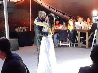 El casamiento de Soni y Jonny