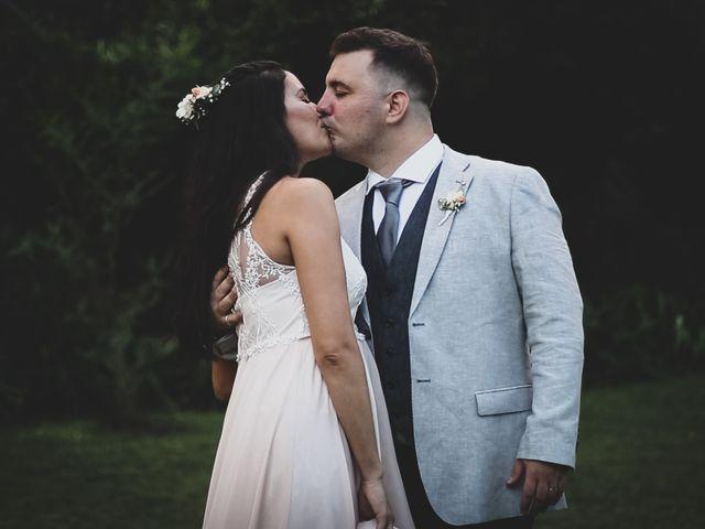 El casamiento de Sofi y Rodri