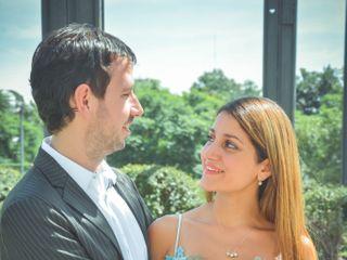 El casamiento de Yanina y Francisco 1