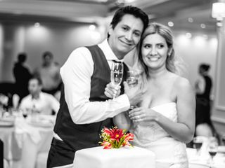 El casamiento de Mariela y Dario