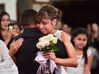 El casamiento de Florencia y Juan Cruz