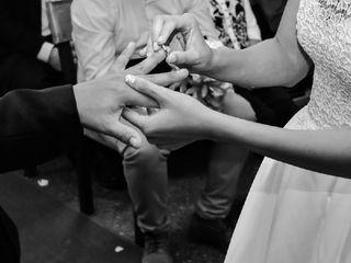 El casamiento de Florencia y Juan Cruz  3