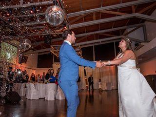 El casamiento de Adriana y Maxi