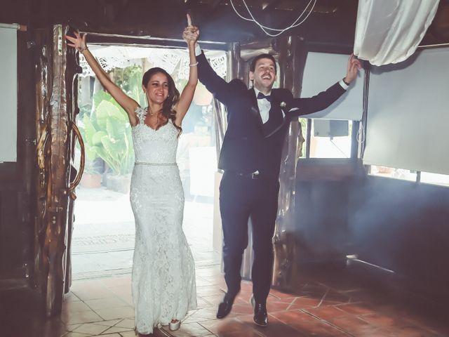 El casamiento de Yanina y Francisco