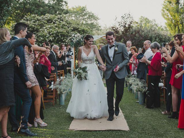 El casamiento de Camila y Guido