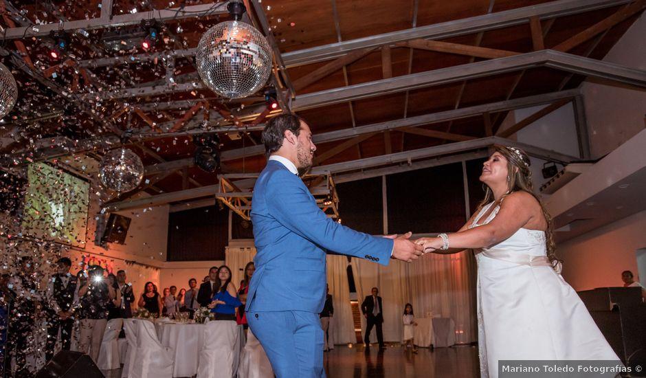 El casamiento de Maxi y Adriana en San Miguel de Tucumán, Tucumán