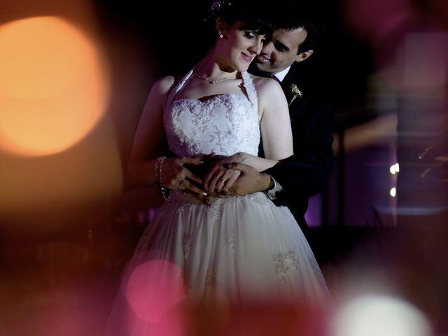 El casamiento de Yamila y Diego