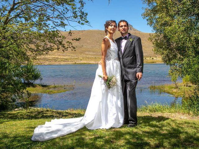 El casamiento de Rocio y Guillermo