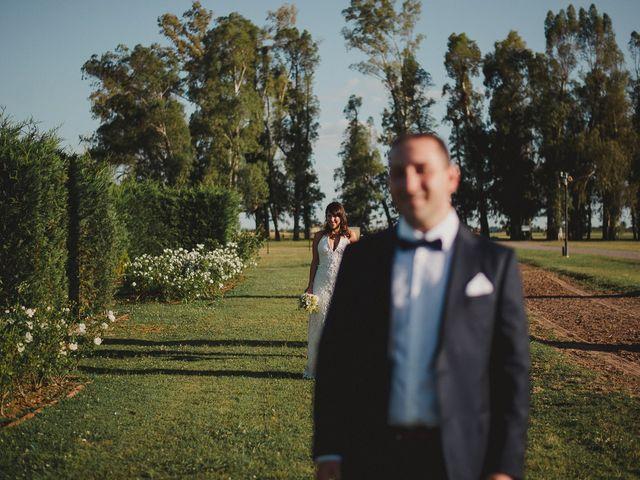 El casamiento de Ale y Aye en Cañuelas, Buenos Aires 9