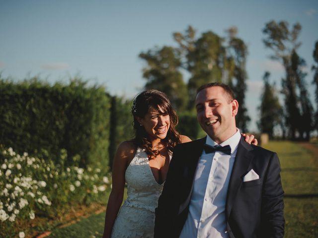 El casamiento de Aye y Ale