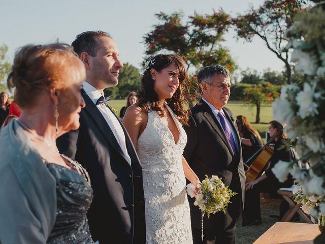 El casamiento de Ale y Aye en Cañuelas, Buenos Aires 14