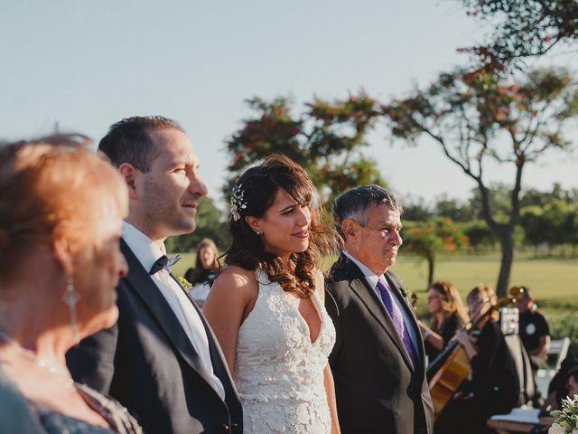 El casamiento de Ale y Aye en Cañuelas, Buenos Aires 1