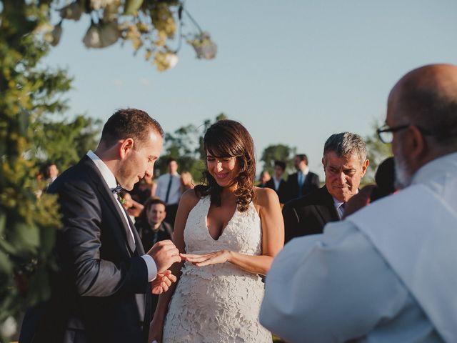 El casamiento de Ale y Aye en Cañuelas, Buenos Aires 17