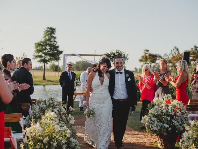 El casamiento de Ale y Aye en Cañuelas, Buenos Aires 18