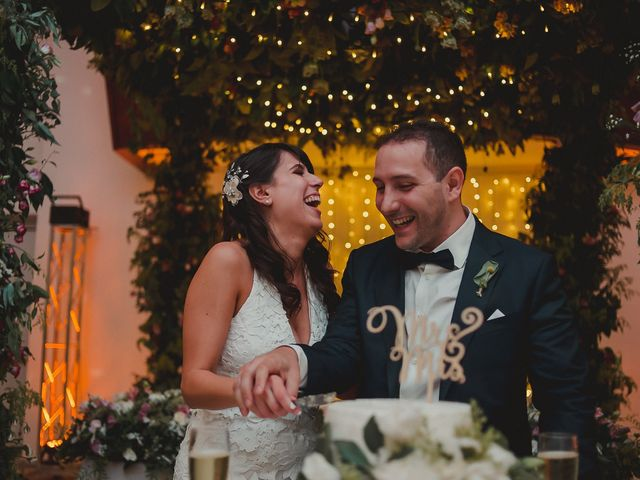 El casamiento de Ale y Aye en Cañuelas, Buenos Aires 35