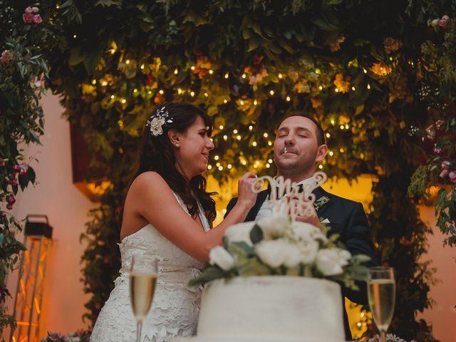 El casamiento de Ale y Aye en Cañuelas, Buenos Aires 36