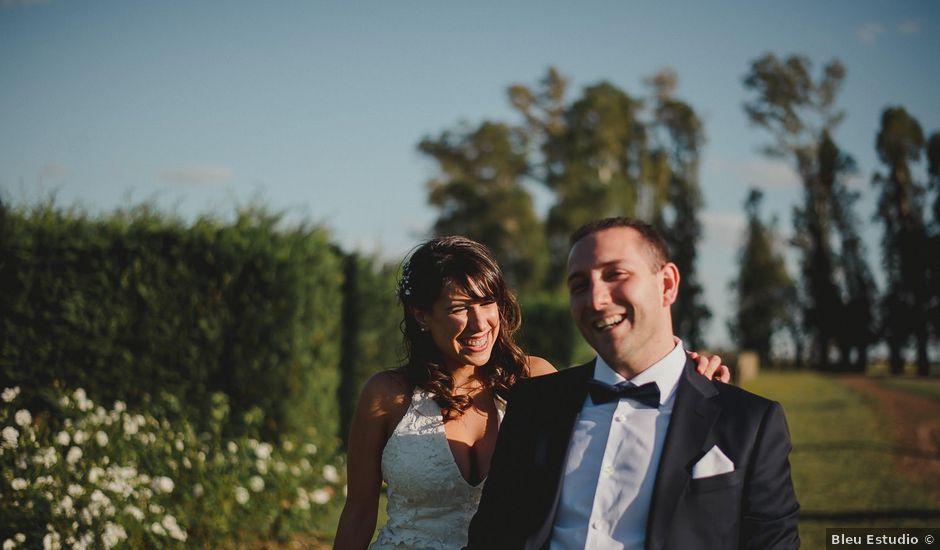 El casamiento de Ale y Aye en Cañuelas, Buenos Aires