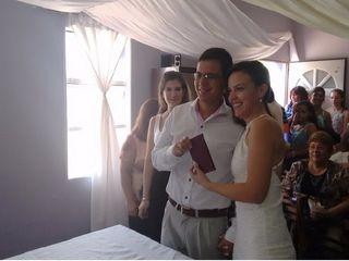 El casamiento de Marcos y Romina