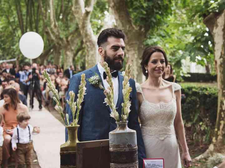 El casamiento de Elisa y Facundo