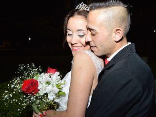 El casamiento de Giuli y Brai