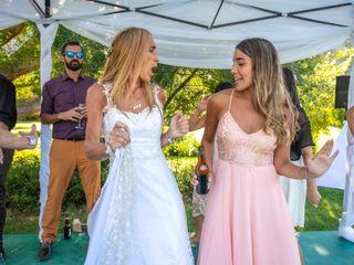El casamiento de Carolina y Cristian 3