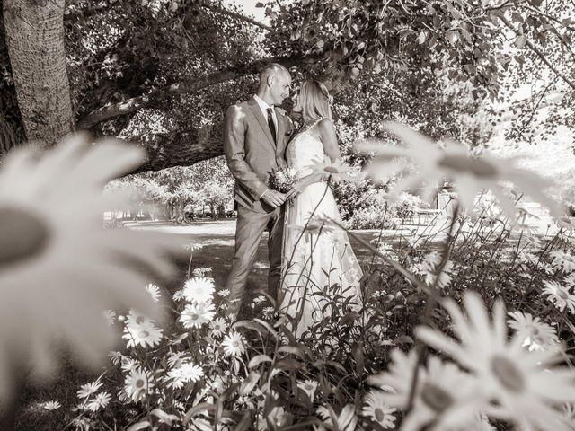 El casamiento de Carolina y Cristian