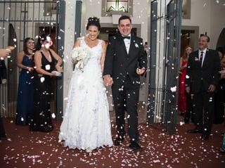 El casamiento de Tamara y Carlos