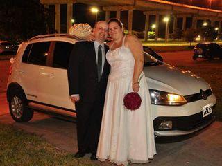 El casamiento de Yanina y Diego