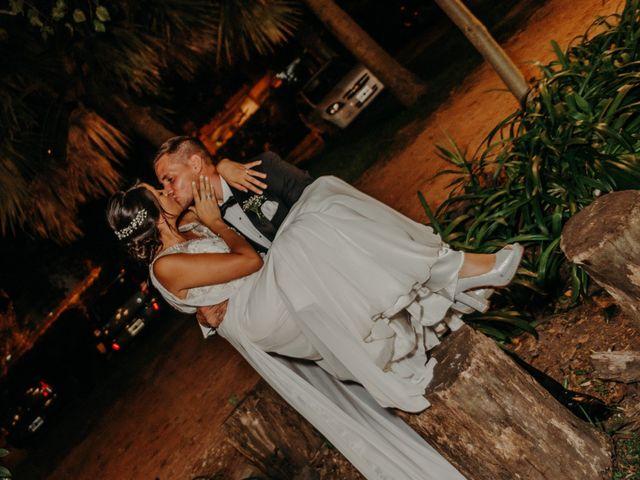 El casamiento de Débora y Claudio