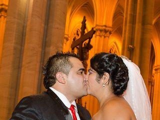 El casamiento de Mariela y Leandro 3