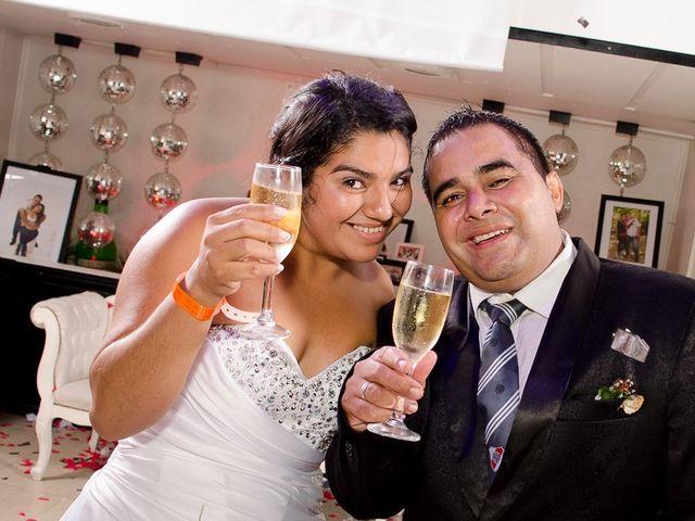 El casamiento de Mariela y Leandro