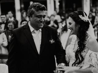 El casamiento de Jesica y Raúl