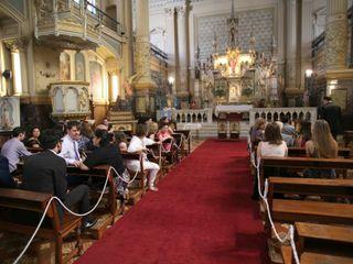 El casamiento de Federico y Yolanda 2