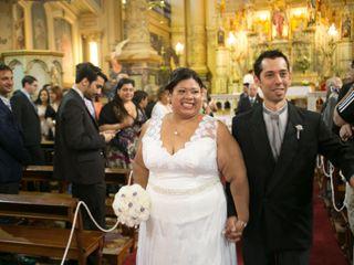 El casamiento de Federico y Yolanda
