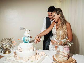 El casamiento de Mili y Juan