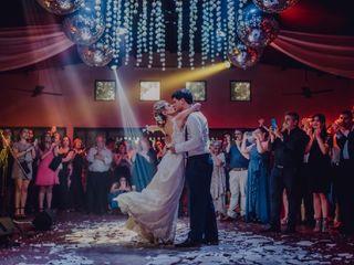 El casamiento de Elena y Álvaro