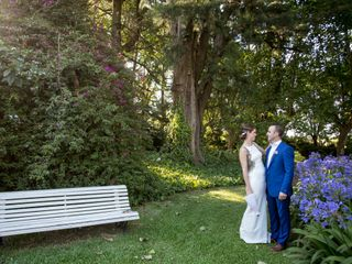 El casamiento de Carolina y David 3