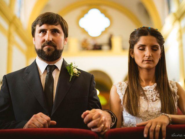 El casamiento de Mailen y Pedro