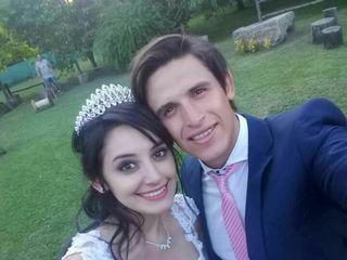 El casamiento de Abigail y Yamil 1