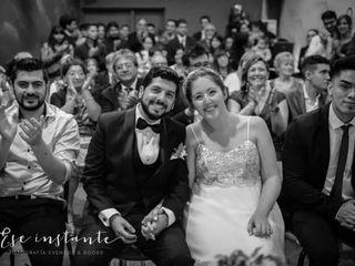 El casamiento de Agustina y Leonardo 2