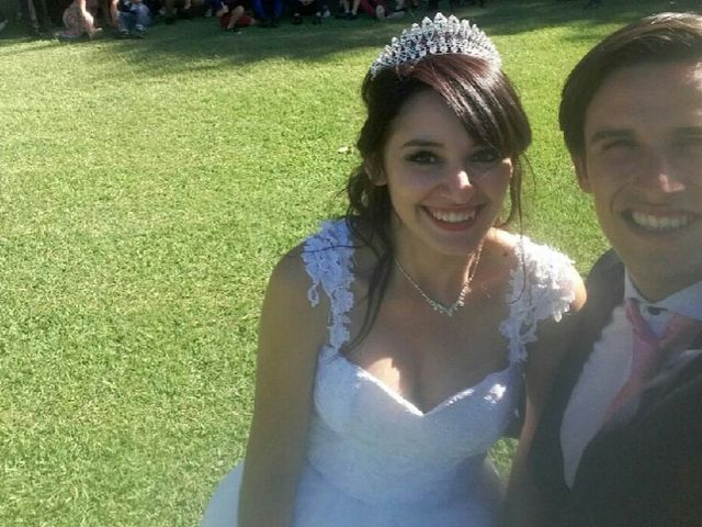 El casamiento de Abigail y Yamil