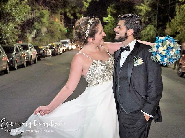 El casamiento de Agustina y Leonardo