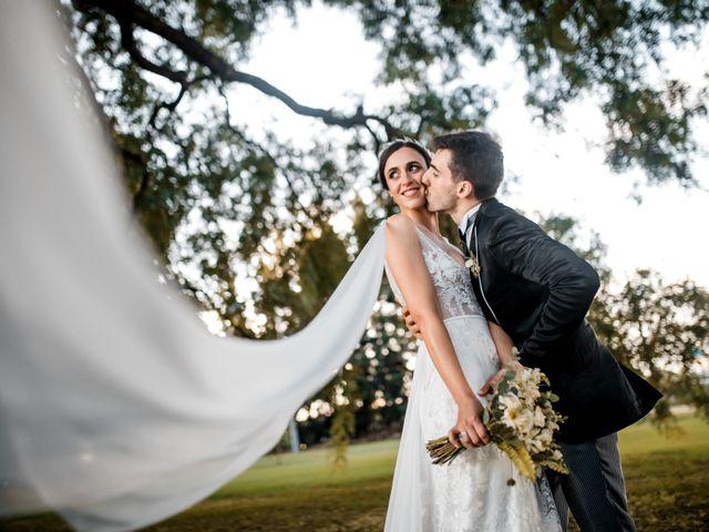 El casamiento de Mica y Jose
