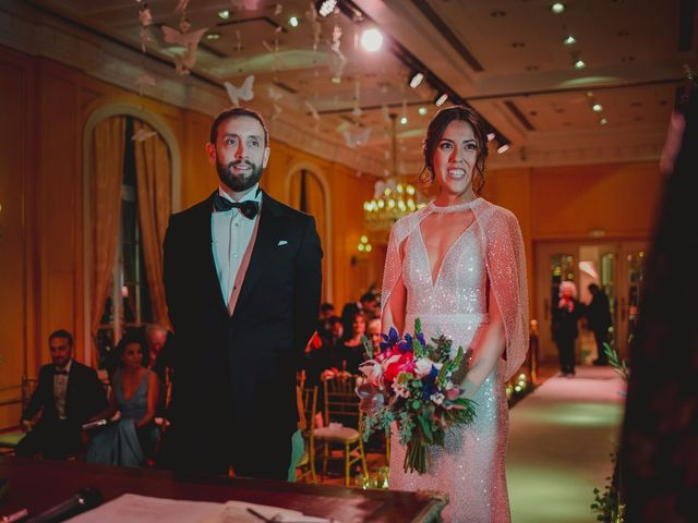 El casamiento de Agos y Gus