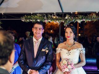El casamiento de Analia y Juan
